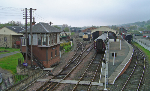 Bo'ness Station