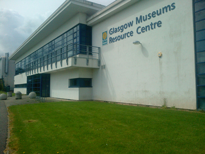 The Glasgow Museums Resource Centre