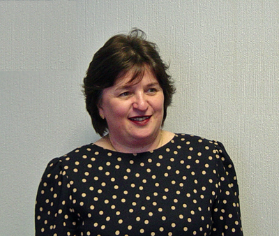 Joan Aitken, SSC, Traffic Commissioner for Scotland