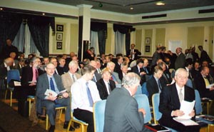 Members and guests at the November meeting.